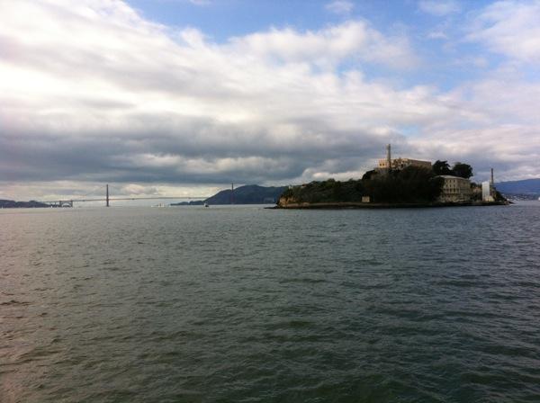 Alcatraz the island