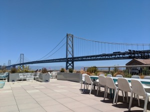 View from Google SF